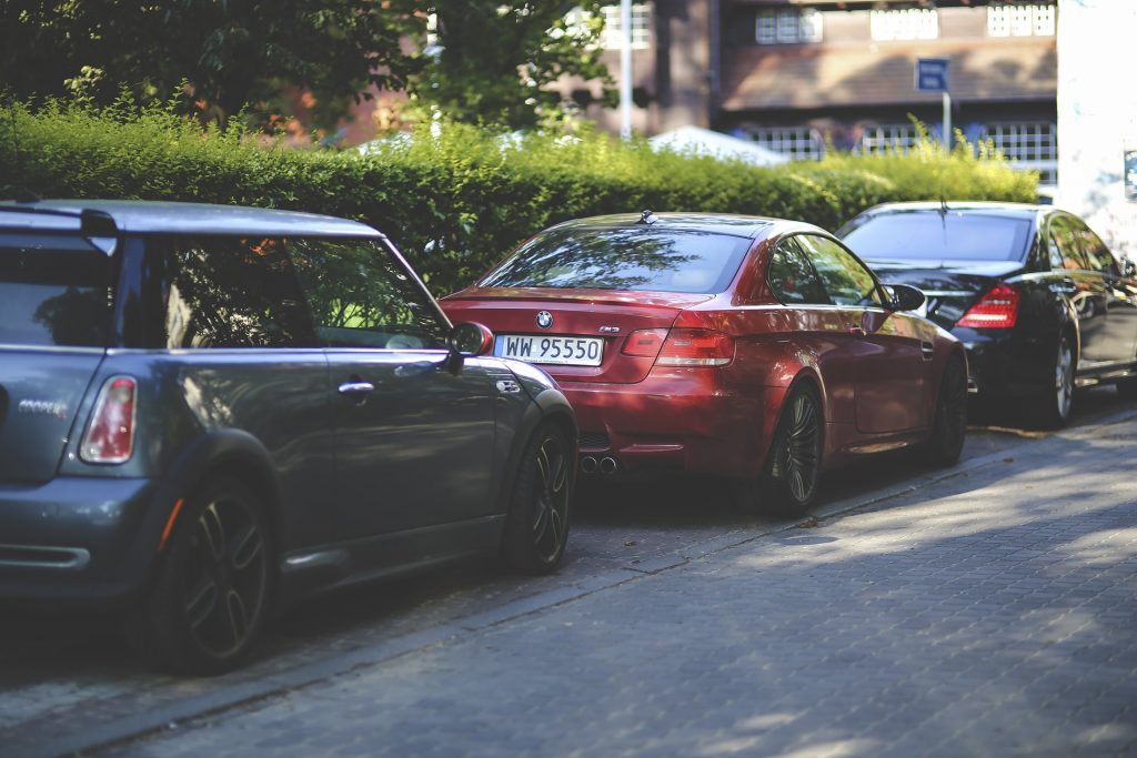 Tips bij inparkeren