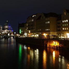 Rustig toeren door Berlijn
