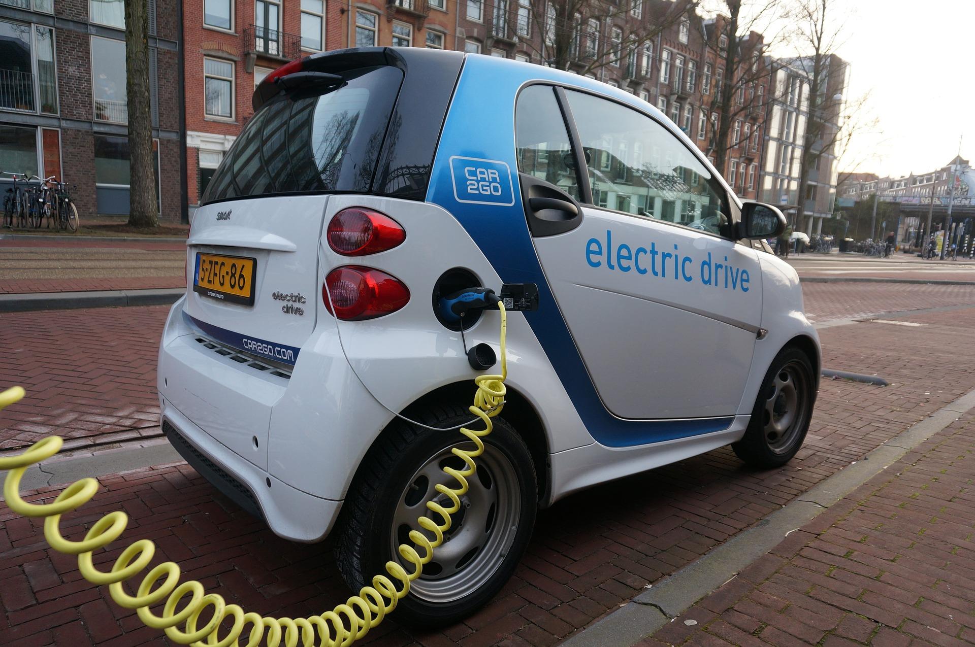 Voordelen Elektrische Auto Autoboard
