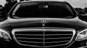 Zoektocht naar nieuwe schokdempers Mercedes