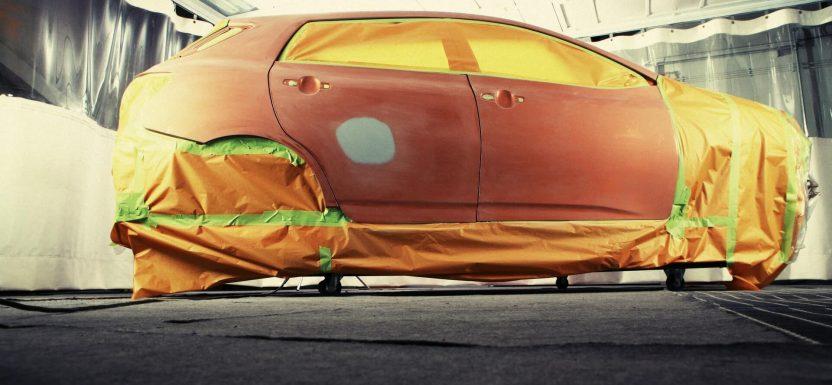 Stappenplan auto schuren met schuurmachine