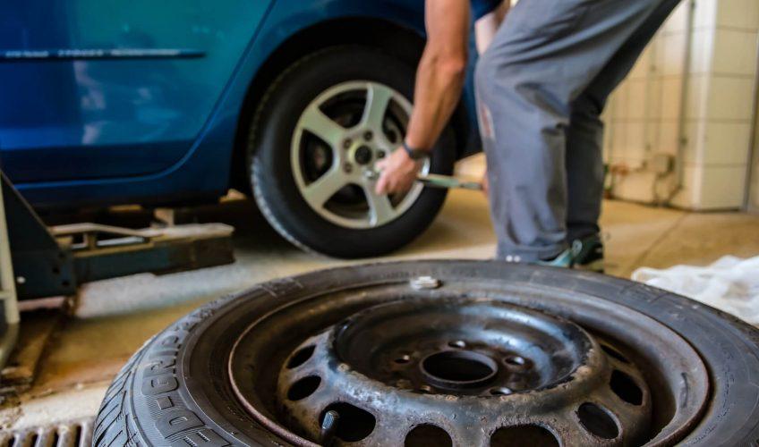 Tips voor het vervangen van autobanden