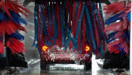 Help, krassen na mijn carwash!